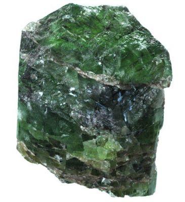 Forsterite (Var: Peridot)