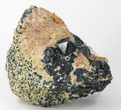 Franklinite, Willemite