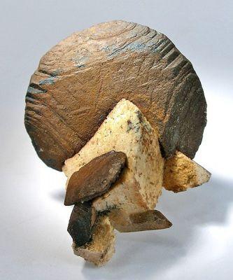 Goethite, Calcite, Feldspar Group