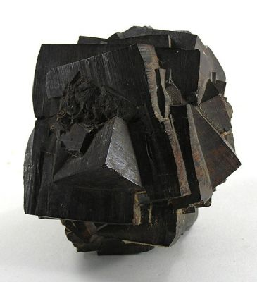 Goethite, Pyrite