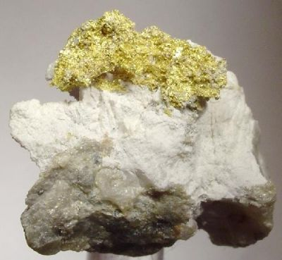 Gold, Albite, Quartz