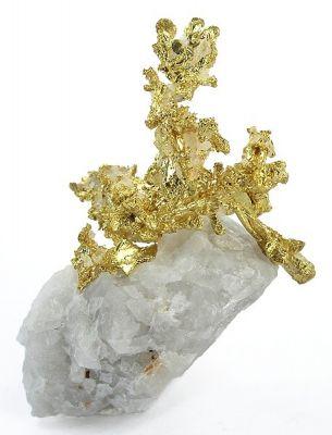 Gold, Quartz