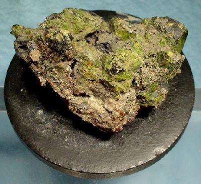 Greenockite, Sphalerite