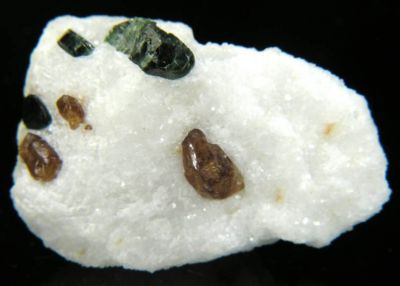 Grossular, Diopside