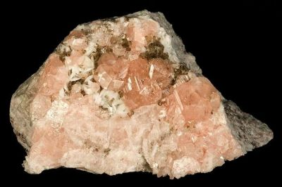 Grossular, Diopside, Pectolite
