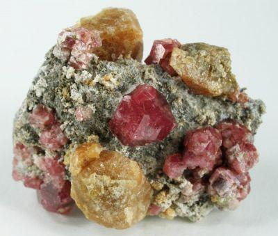 Grossular, Vesuvianite