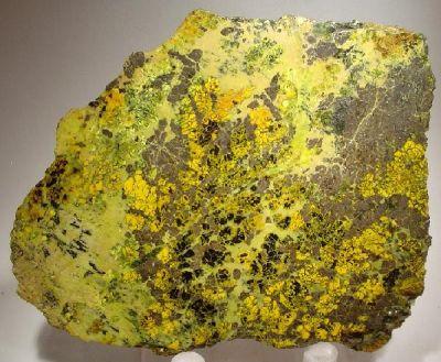 Gummite, Uraninite, Zircon