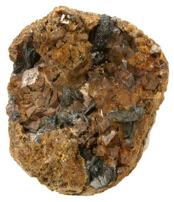 Hematite, Andradite