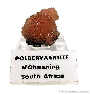 Olmiite (Originally thought to be Poldervaartite)