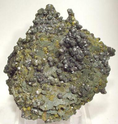 Hematite, Siderite