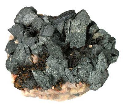 Hematite, Siderite, Microcline