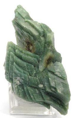 Heulandite-Ca, Celadonite