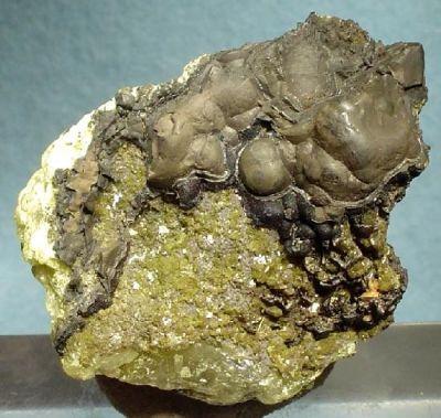 Iodargyrite, Chlorargyrite (Var: Bromian Chlorargyrite), Chlorargyrite