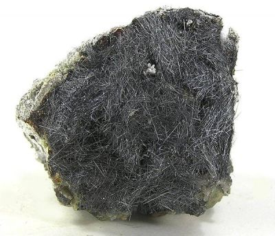 Jamesonite, Pyrite