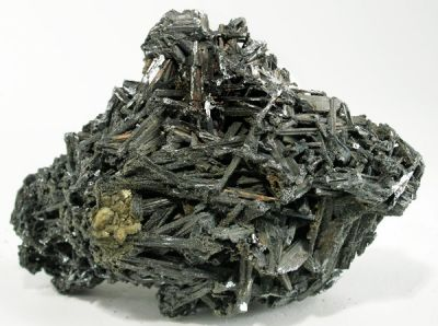 Jamesonite, Calcite, Pyrite