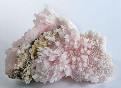 Kutnohorite, Calcite (Var: Manganoan Calcite)