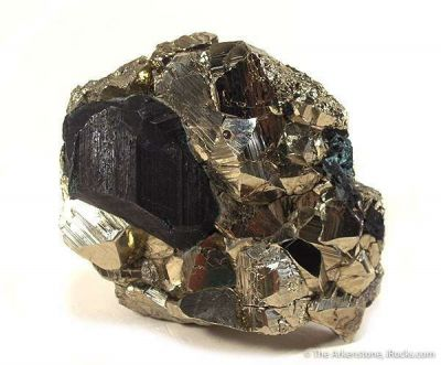 Bornite With Pyrite