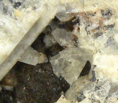 Lawsonite, Glaucophane