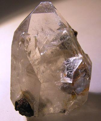 Limonite, Pyrite, Quartz
