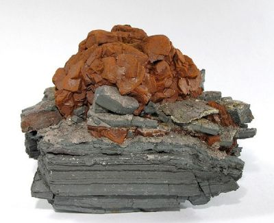 Limonite, Pyrite
