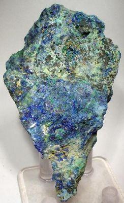 Linarite, Brochantite