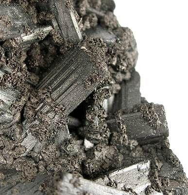 Luzonite, Enargite, Pyrite