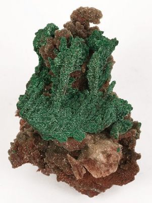 Malachite, Copper, Smithsonite