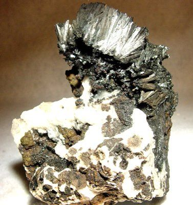 Manganite, Calcite