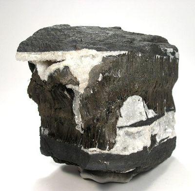 Manjiroite, Todorokite, Calcite