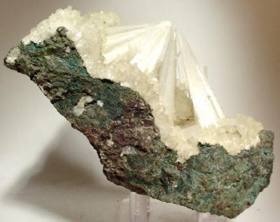 Mesolite, Thomsonite-Ca