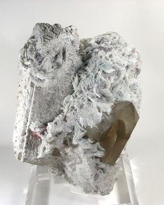 Microcline, Feldspar Group, Quartz, Albite, Lepidolite