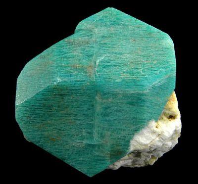 Microcline (Var: Amazonite)