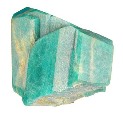 Microcline (Var: Amazonite)
