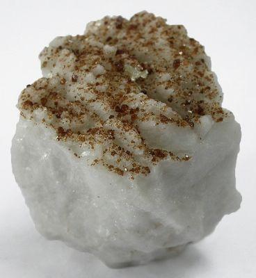 Microlite, Albite