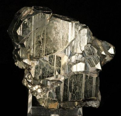 Molybdenite, Pyrite