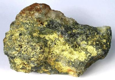 Molybdite, Molybdenite