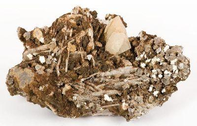 Montebrasite, Zanazziite, Lepidolite