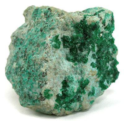 Natrochalcite