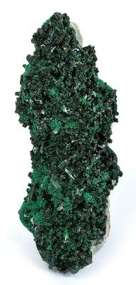 Olivenite, Malachite