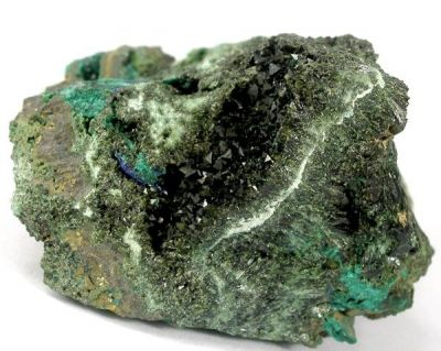 Olivenite, Germanite