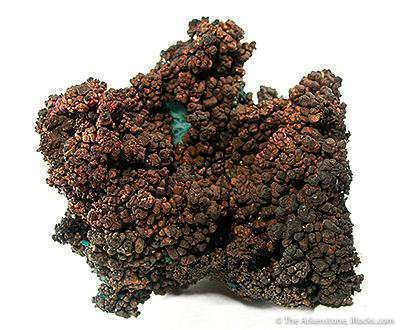 Copper With Malachite