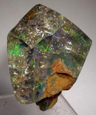 Fire Opal (Var: Precious Fire Opal)