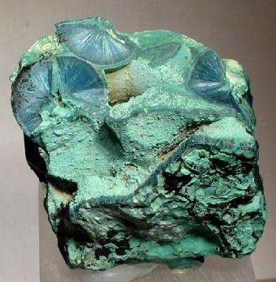 Plancheite, Chrysocolla