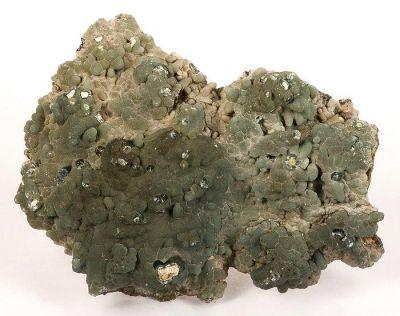 Plumbogummite, Mimetite, Quartz