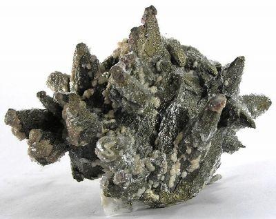 Pyrite, Pyrrhotite, Gypsum