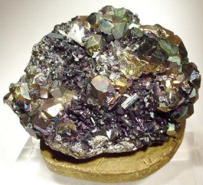Pyrite, Enargite, Gypsum