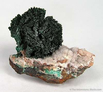 Malachite (Primary Crystals)