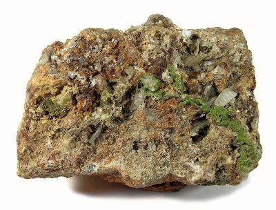 Pyromorphite, Cerussite
