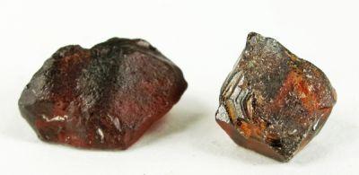 Pyrope (Var: Rhodolite)