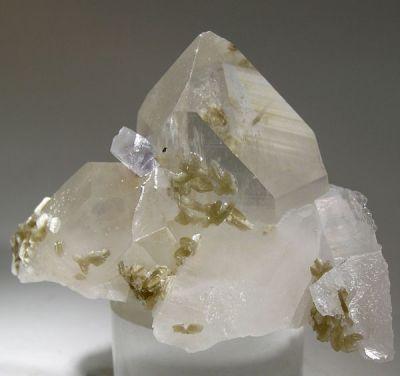 Quartz, Fluorite, Muscovite